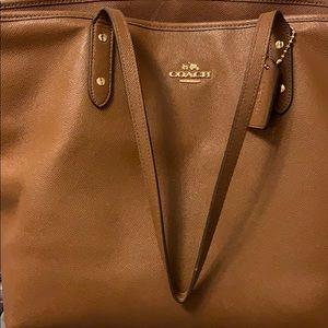 Coach purse, large